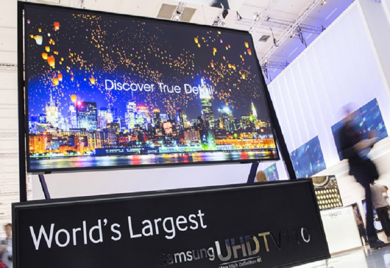 Samsung se alía con Amazon y Netflix para ofrecer contenido en 4K
