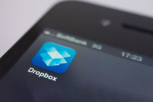 Dropbox recibió más de 250 pedidos del gobierno de EEUU sobre información de sus usuarios