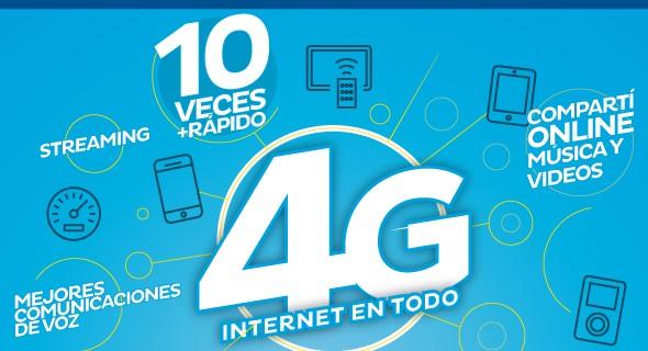 La SECOM adjudicó las frecuencias 4G