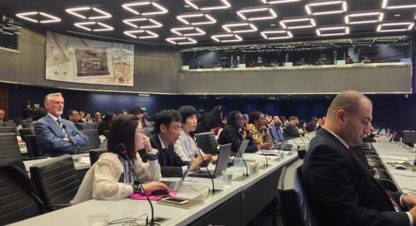 CNC participó de la 19º reunión del grupo asesor de desarrollo de la UIT