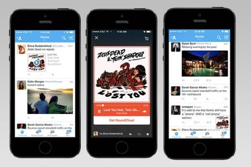 Twitter incorpora audio a su plataforma