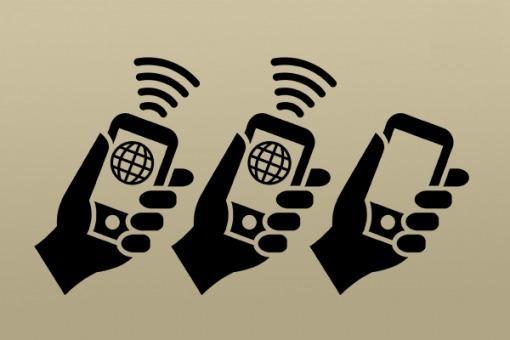 Dos de cada tres argentinos usan servicio de datos desde el celular