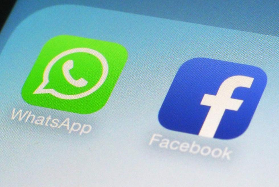 Whatsapp y Facebook son las más populares entre usuarios de smartphones