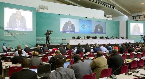 La Conferencia de Planipotenciarios de la UIT llegó a su fin
