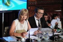 Dictamen en el Senado: cambios en el proyecto Argentina Digital