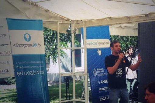 Más de 500 chicos participaron del cuarto Foro Regional Program.ar