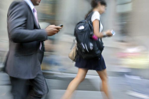 En 2020 habrá más usuarios de smartphones que personas con acceso a electricidad