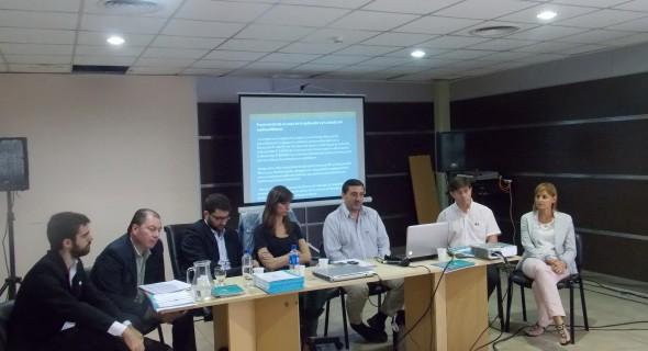 Encuentro de la SECOM con concejales de Entre Ríos por la instalación de antenas