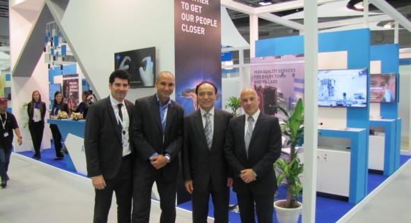 Argentina participa en la ITU Telecom World 2014