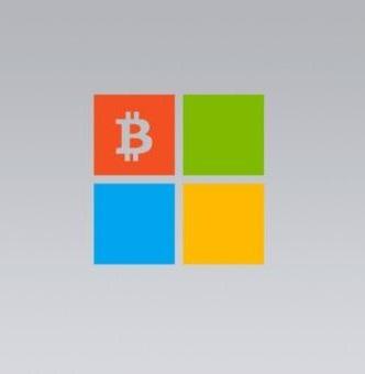 Microsoft acepta pagos con bitcoins en tiendas de Windows