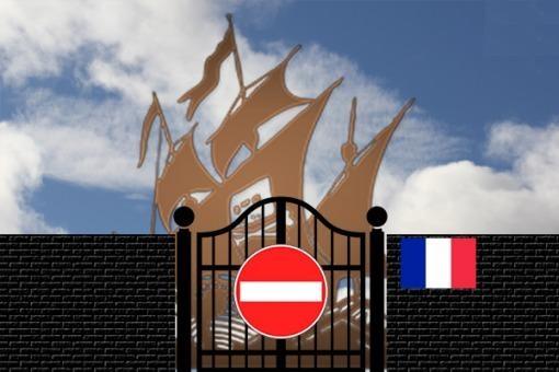 La justicia francesa ordenó bloquear el acceso a The Pirate Bay