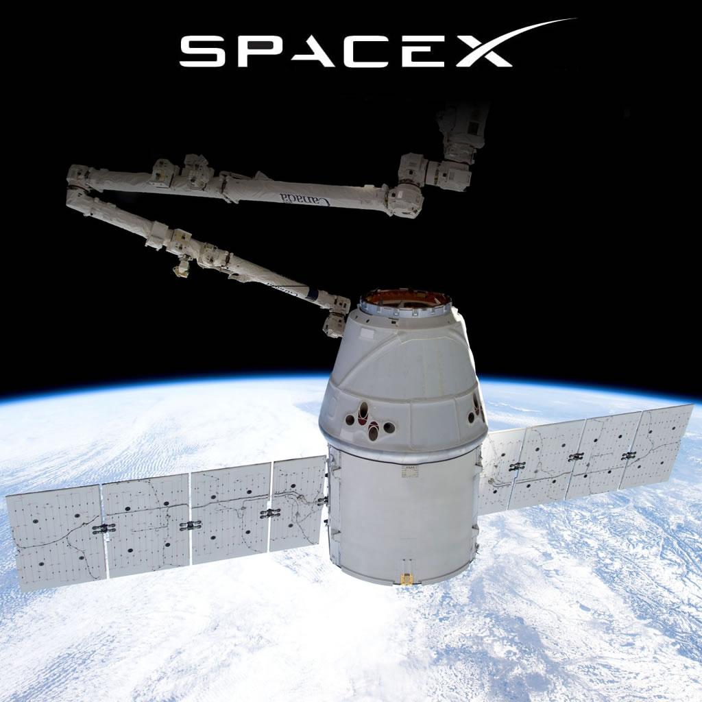 Google invierte en SpaceX para ofrecer Internet desde el espacio
