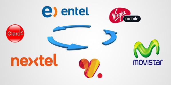 En Chile hubo 1,5 millones de cambios de operador por portabilidad numérica