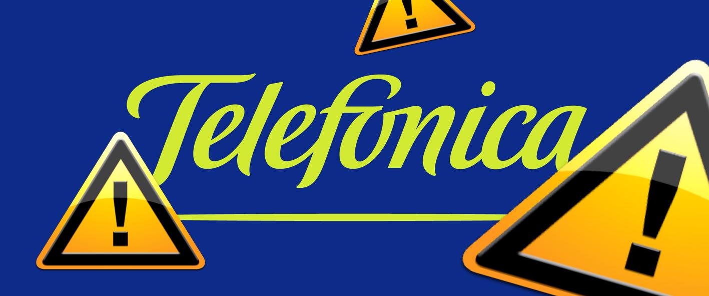 Telefónica frena el despliegue de fibra óptica en España