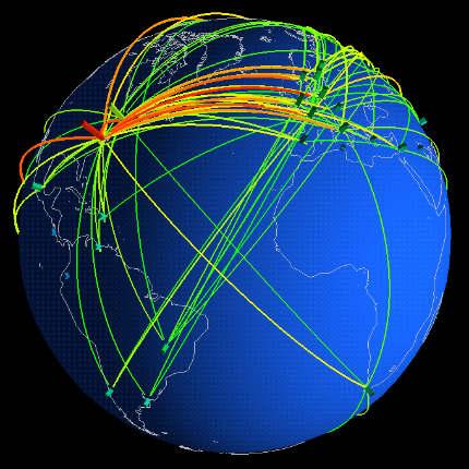 Estiman en 3.000 millones las personas con acceso a Internet en el mundo