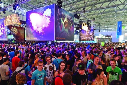"""En Marzo llega """"Restart"""", primer encuentro internacional de videojuegos"""