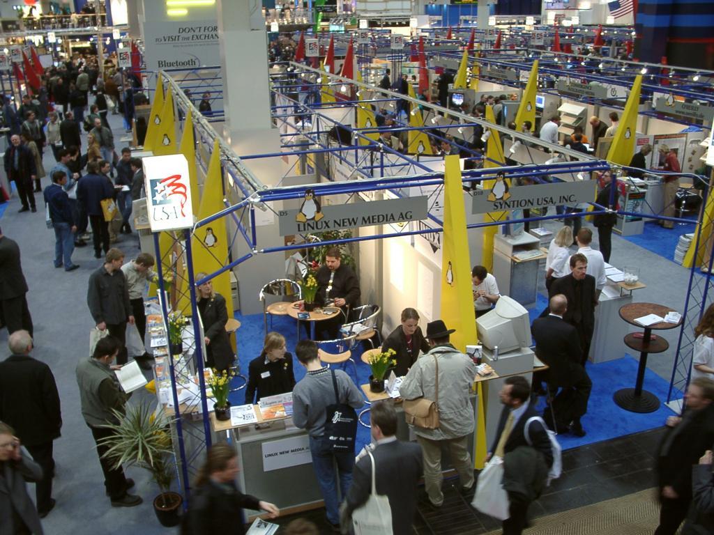 Abrió sus puertas en Alemania la feria tecnológica CeBit, con China como país asociado