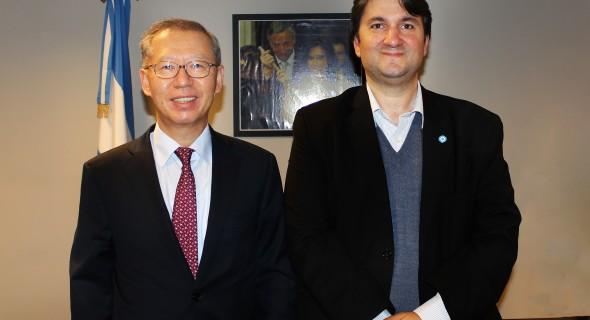 Proyecto de cooperación entre Argentina y Corea del Sur