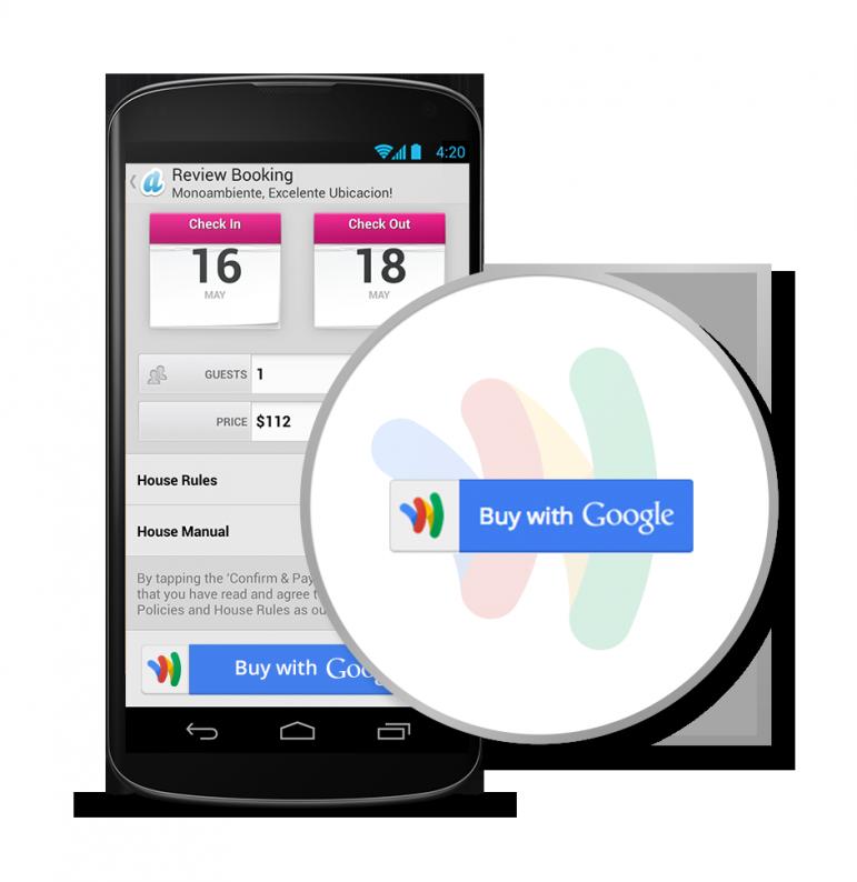 """Google agregará un botón de """"comprar"""" en el buscador"""