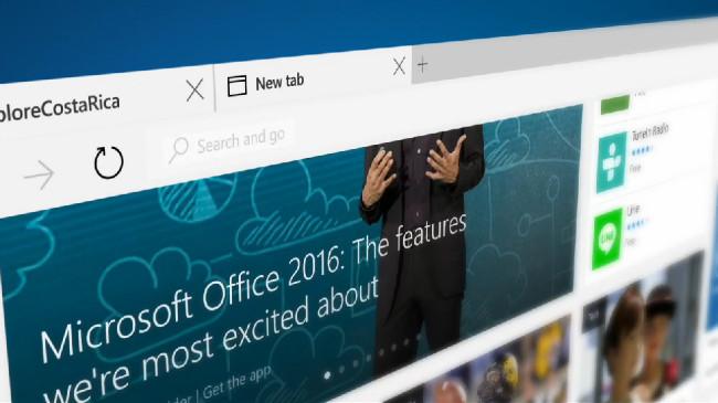 Microsoft se despide de Internet Explorer y presenta Microsoft Edge