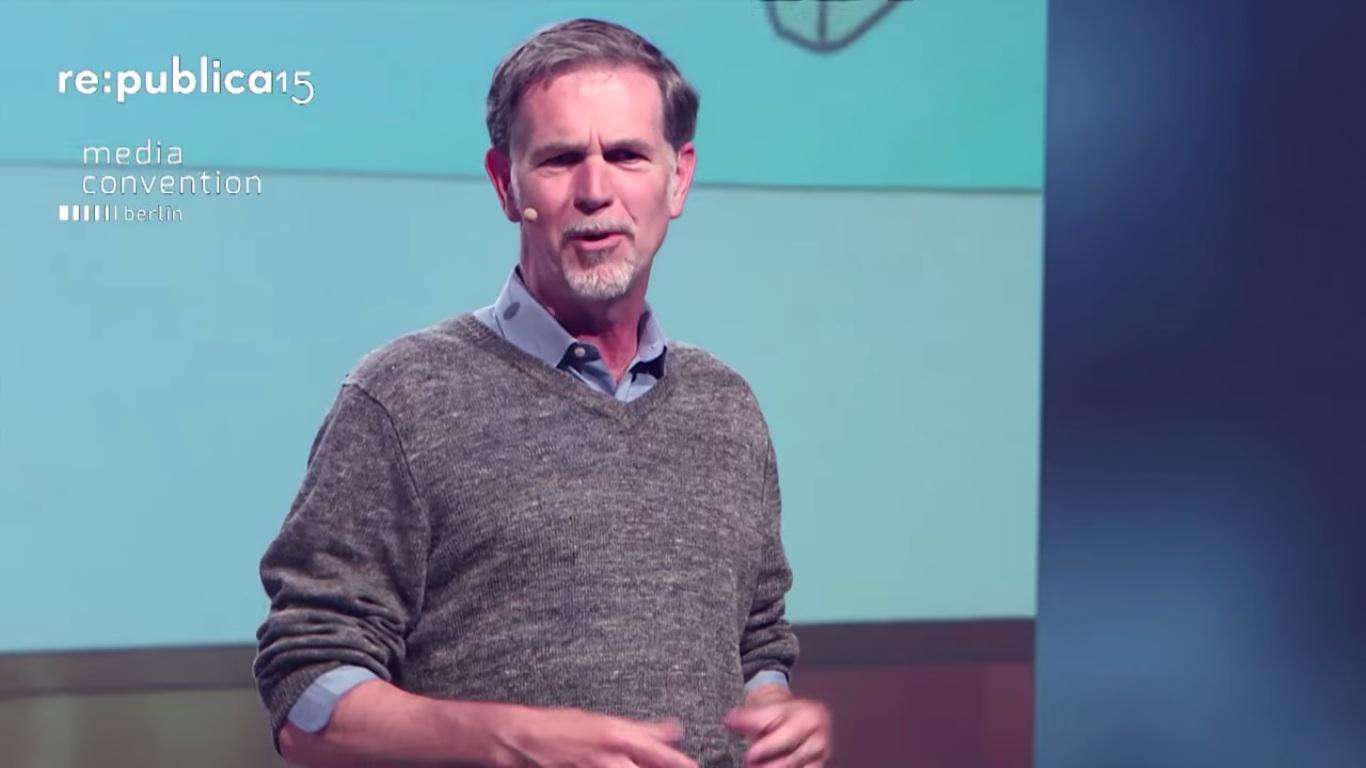 El CEO de Netflix habló sobre el futuro de la TV