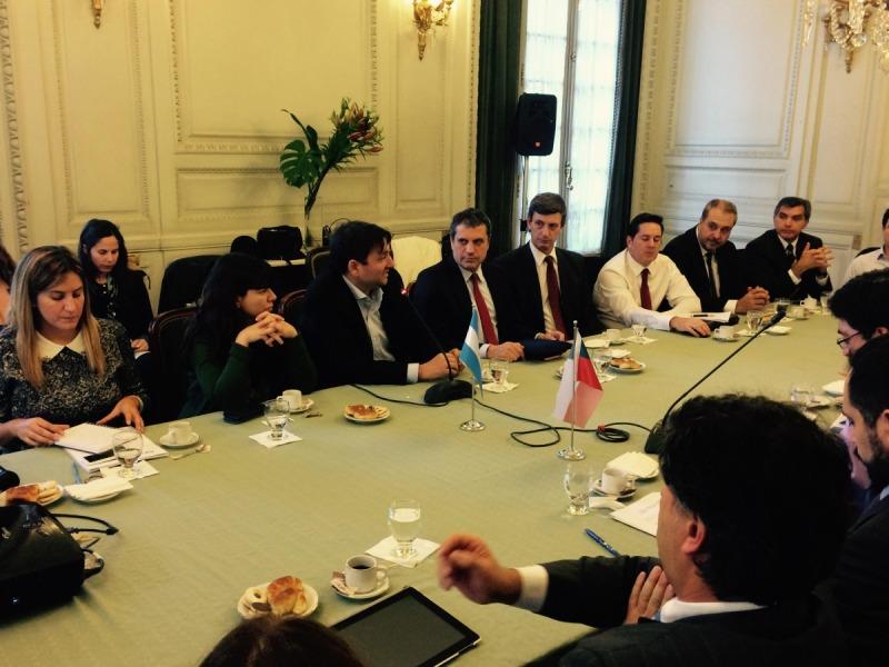 Argentina y Chile avanzan en cooperación conjunta