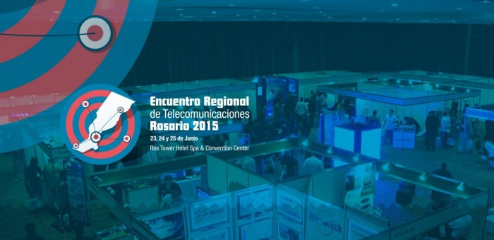 Encuentro Regional Telecomunicaciones Rosario 2015