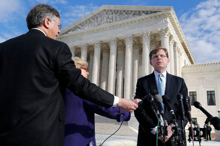 La Corte Suprema de EE.UU. anula la condena en la sentencia por amenazas online