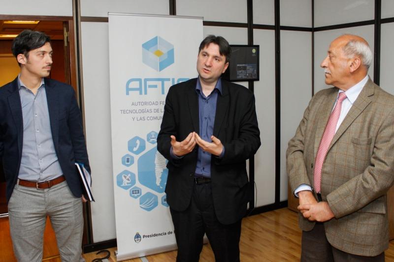 Se realizó la primera reunión del directorio de AFTIC