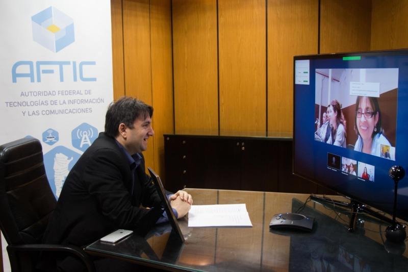 La AFTIC participó de la Cumbre de Regulatel a través de una videoconferencia