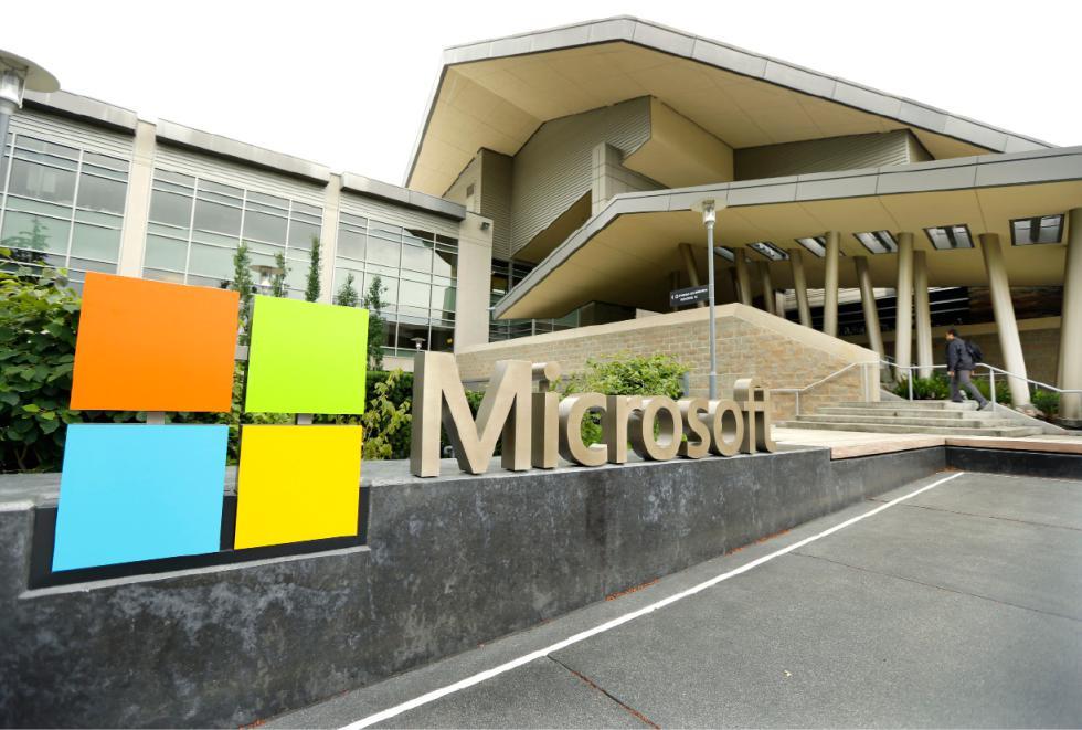 Microsoft informó la mayor pérdida trimestral de su historia