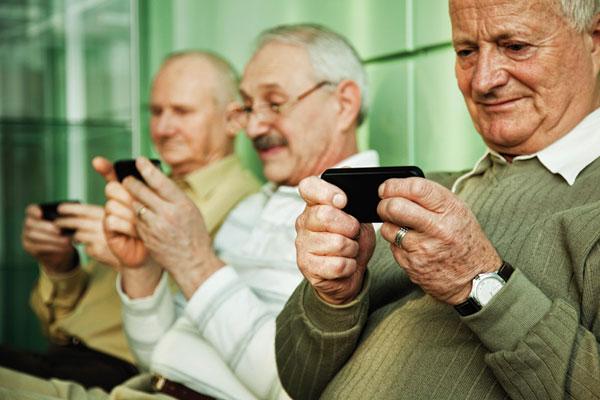 La penetración de telefonía móvil creció 12% en cuatro años