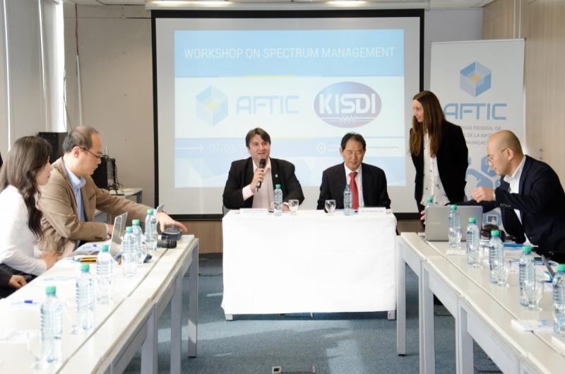 Argentina y Corea del Sur firmaron proyecto de cooperación