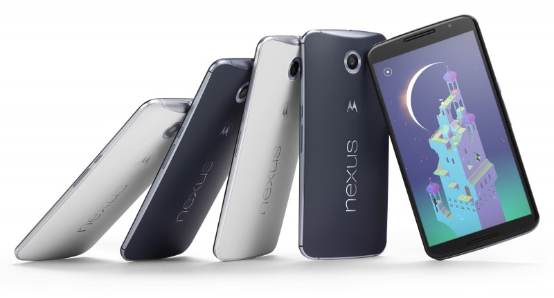 Google presentará los nuevos Nexus