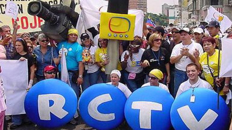 Venezuela deberá devolver la licencia a RCTV