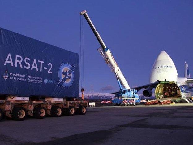 El ARSAT-2 despega mañana desde Guayana Francesa