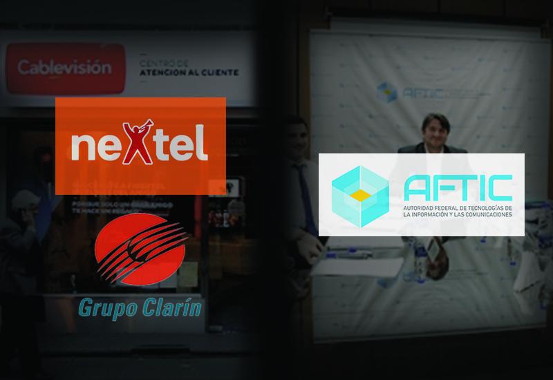 El Gobierno rechazó las recusaciones del Grupo Clarín, Cablevisión y Nextel contra autoridades de AFTIC