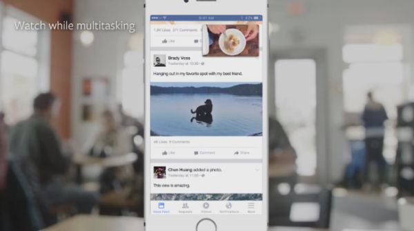 Facebook suma funciones de video y sigue los pasos de YouTube