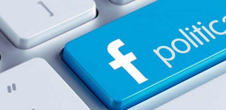 Facebook habilita un Megáfono electoral para que el usuario avise que ya votó