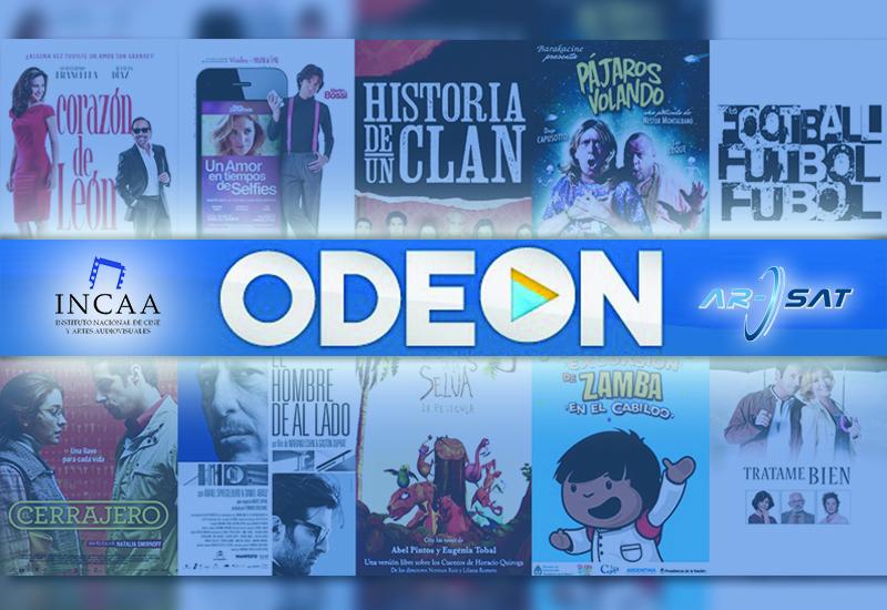 Odeon: la plataforma gratuita para ver series y películas argentinas