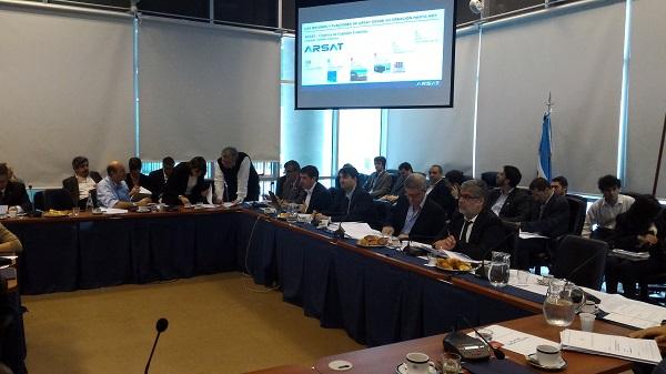 Ley de desarrollo satelital: hoy busca su aprobación en Diputados