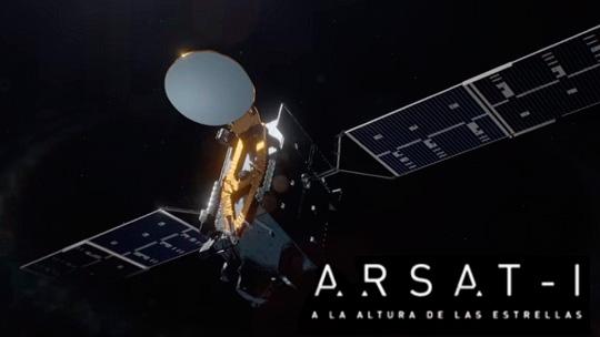 """En Youtube se puede ver """"ARSAT-1: a la altura de las estrellas"""""""