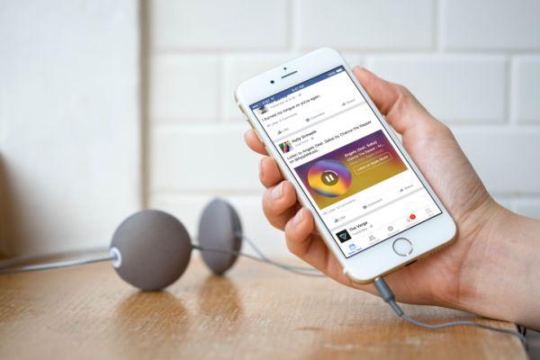Facebook lanza 'Music Stories', una nueva función para compartir música
