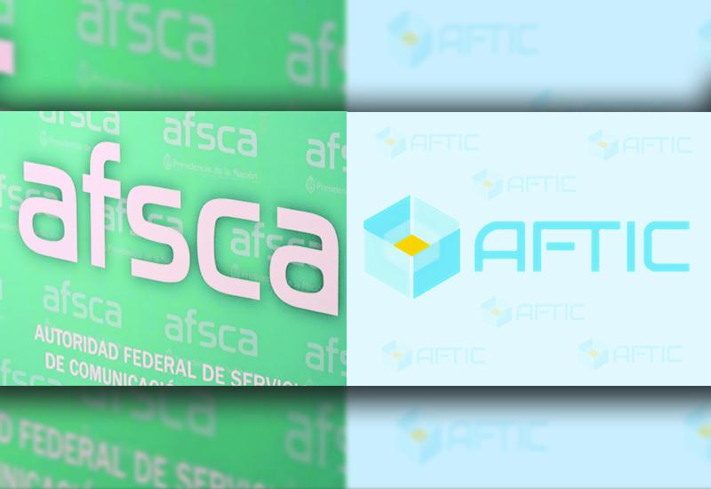 El gobierno oficializó la intervención de AFSCA y AFTIC