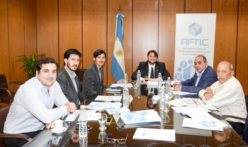 Se llevó a cabo la sexta reunión del directorio de AFTIC