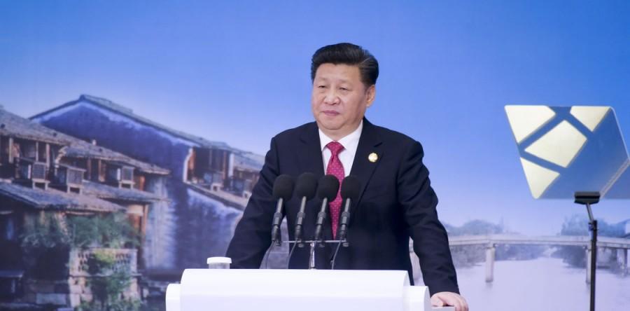 """China busca profundizar el orden y la """"cibersoberanía"""""""