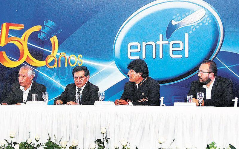 Bolivia: la estatal Entel baja las tarifas de su servicio de internet