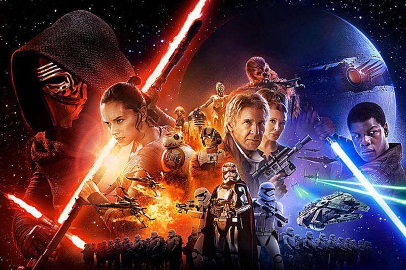 Google y Facebook se preparan para el estreno de Star Wars