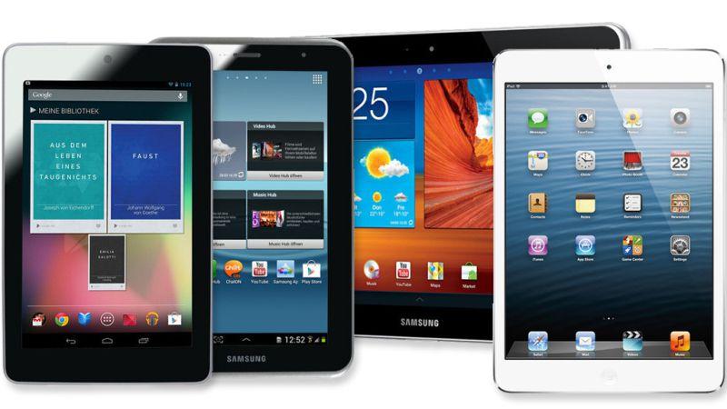 La venta de tablets sigue cayendo en todo el mundo