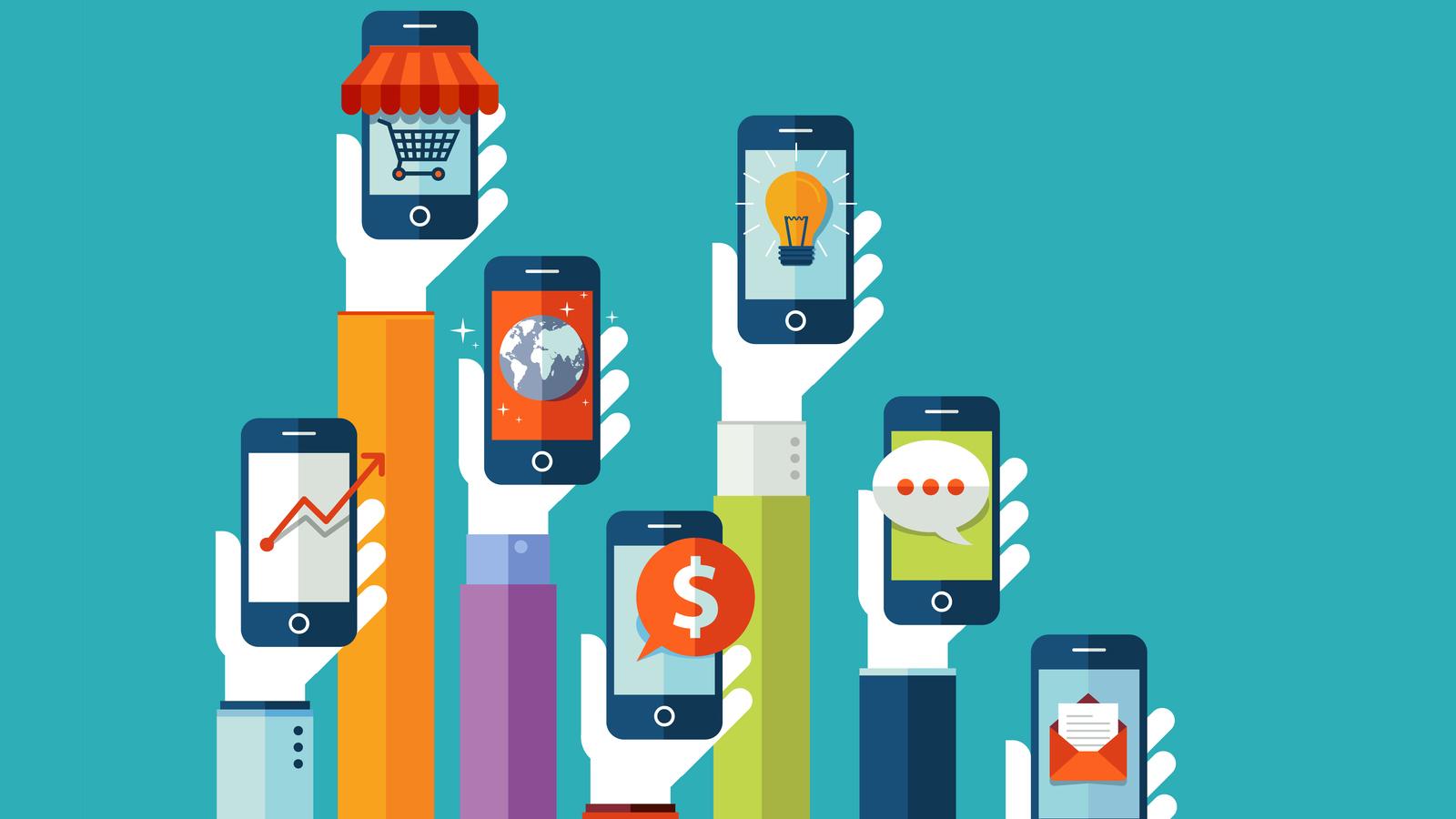 México avanza en penetración de dispositivos móviles